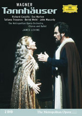 Wagner - Tannhauser (2 Disc Set) on DVD