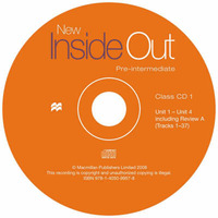 New Inside Out Pre-intermediate: Class Audio CD by Sue Kay