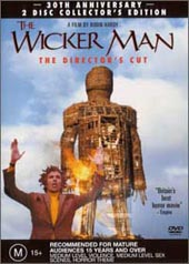 The Wicker Man - Collector's Edition (2 Disc Set) on DVD