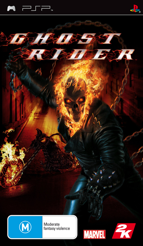 Ghost Rider for PSP