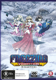 Freezing Vibration Collection on DVD