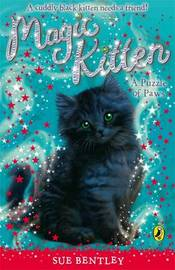Magic Kitten: A Puzzle of Paws by Sue Bentley image