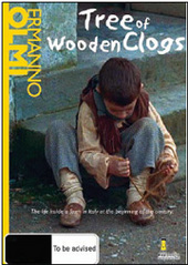 The Tree of Wooden Clogs on DVD
