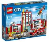 LEGO City - Fire Station (60110)