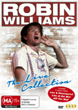 Robin Williams Triple Pack on DVD
