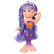 Toysmith: Bathtime Mermaid Doll - Purple