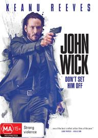 John Wick on DVD image