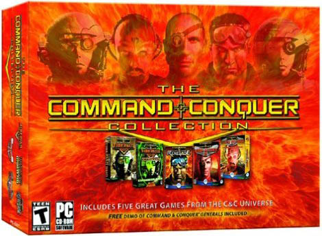 Command & Conquer Collection for PC image