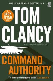 Command Authority by Tom Clancy image