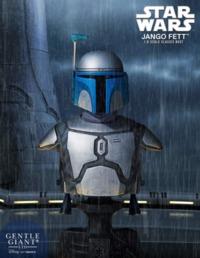 Star Wars: Jango Fett - Classic Mini Bust
