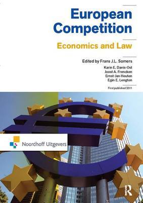 European Competition by Frans J.L. Somers