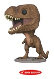 "Jurassic Park: Tyrannosaurus Rex - 10"" Super Sized Pop! Vinyl Figure"