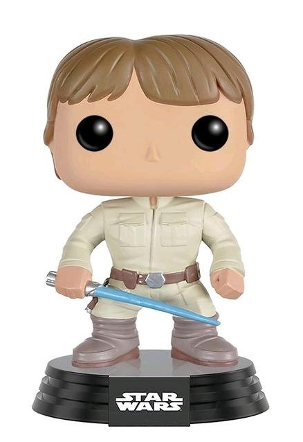 Star Wars: Luke Skywalker (Bespin) - Pop! Vinyl Figure