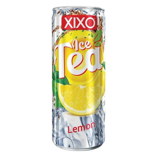 XIXO Ice Tea Lemon 250ml 24pk