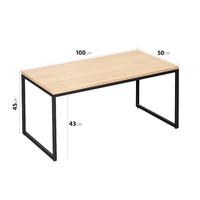 Nora Rectangular Coffee Table