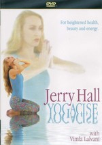 Jerry Hall - Yogacise on DVD
