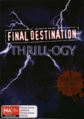 Final Destination Thrill-ogy (3 Disc Box Set) on DVD
