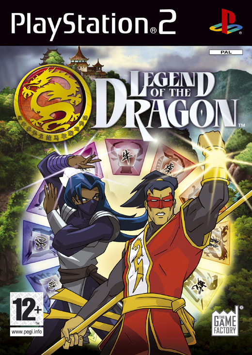 Legend of the Dragon for PlayStation 2
