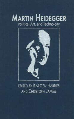 Martin Heidegger by Karsten Harries