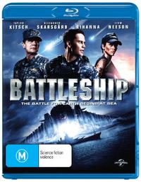 Battleship on Blu-ray