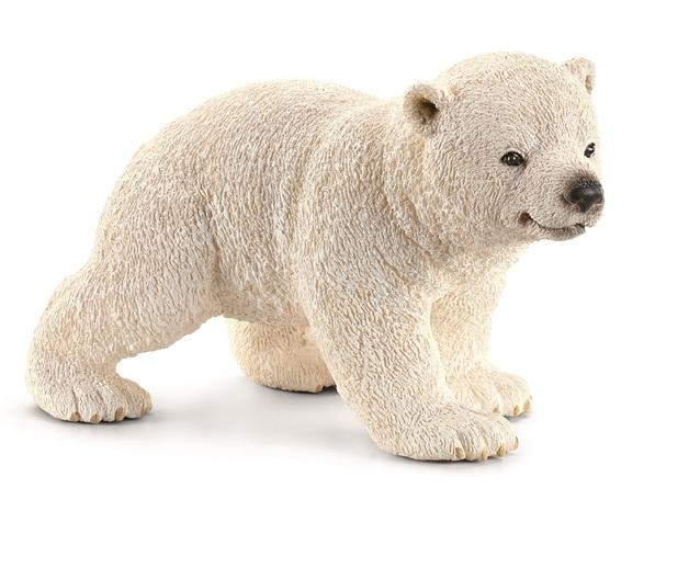 Schleich: Polar Bear Cub Walking