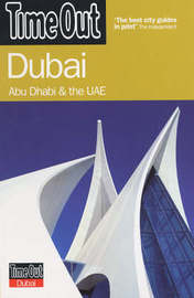 """Time Out"" Dubai: Abu Dhabi and the UAE by Time Out Guides Ltd image"
