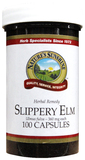 Nature's Sunshine Slippery Elm (100 Capsules)