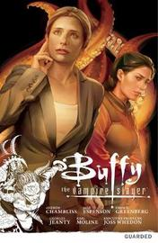 Buffy The Vampire Slayer: Season Nine Volume 3: Guarded by Andrew Chambliss