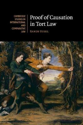Proof of Causation in Tort Law by Sandy Steel