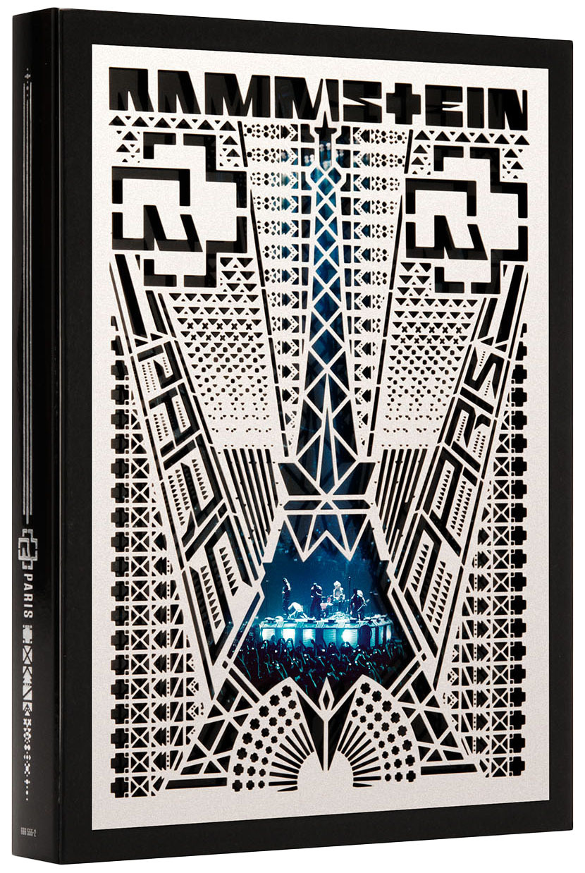Paris Special Edition (2CD+Blu-ray) by Rammstein image