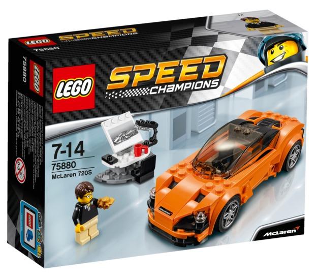 LEGO Speed Champions - McLaren 720S (75880)