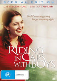 Riding In Cars With Boys on DVD