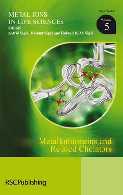Metallothioneins and Related Chelators image