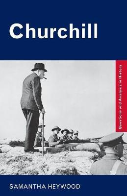 Churchill by Samantha Heywood image