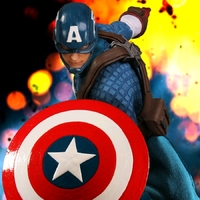 Marvel: Captain America - One:12 Collective Action Figure