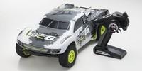Kyosho EP ULTIMA SC6 RC 1/10 Truck Readyset (Black) image