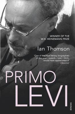 Primo Levi by Ian Thomson image