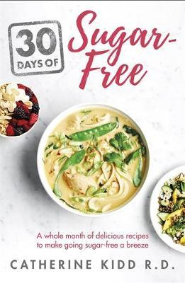 30 Days of Sugar-free by Catherine Kidd image