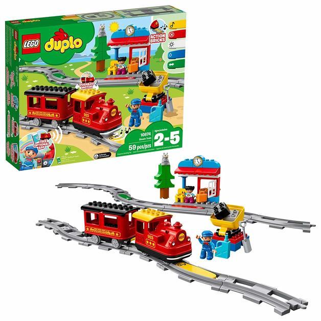 LEGO DUPLO: Steam Train (10874)