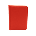Dex Protection: Dex Zipper Binder 4 - Red