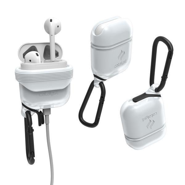 Catalyst: Waterproof Case for AirPods (Gen1/2) - Frost White