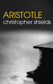 Aristotle by Christopher Shields image