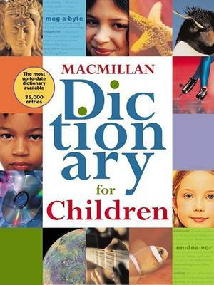 Macmillan Dictionary for Children image