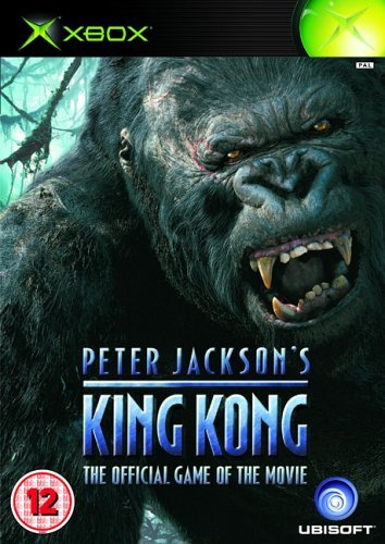 Peter Jackson's King Kong for Xbox