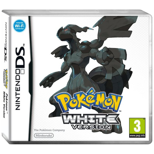Pokemon White Version for Nintendo DS