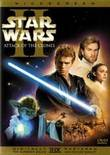 Star Wars: Episode II - Attack Of The Clones (2 Disc Set) on DVD