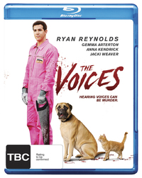 The Voices on Blu-ray