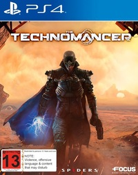 The Technomancer for PS4