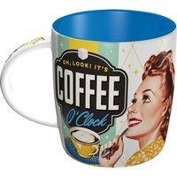Say it 50's Mug - Coffee O'Clock