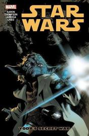 Star Wars Vol. 5: Yoda's Secret War by Jason Aaron